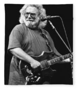 Jerry Garcia Band Fleece Blanket