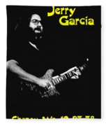 Jerry In Cheney 2 Fleece Blanket