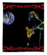 Jerry In Space Fleece Blanket