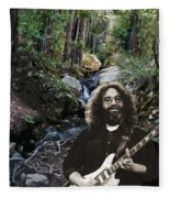 Jerry's Mountain Music 13 Fleece Blanket