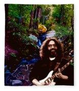 Jerry's Mountain Music 8 Fleece Blanket