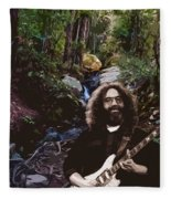 Jerry's Mountain Music 9 Fleece Blanket