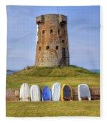 Jersey - Le Hocq Fleece Blanket