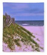 Jersey Shore 11 Fleece Blanket