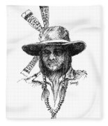 Jesse Fleece Blanket
