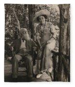 Jessie Tarbox Beals(1870-1942) Fleece Blanket