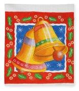Jingle Bells Fleece Blanket