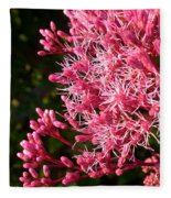 Joe Pye Weed Fleece Blanket