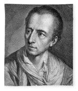Johann Joachim Winckelmann (1717-1768) Fleece Blanket