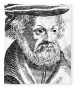 Johannes Aepinus (1499-1553) Fleece Blanket