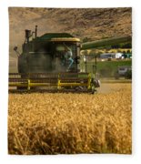 John Deer Fleece Blanket
