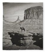 John Ford Point Fleece Blanket