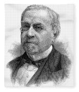 John Guy Vassar (1811-1888) Fleece Blanket