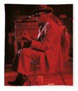 John Lee Hooker Fleece Blanket