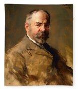 John Philip Sousa Fleece Blanket