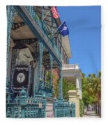 John Rutledge House Fleece Blanket