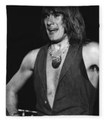 John Schlitt 17 Fleece Blanket