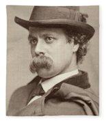 John Sidney Woollett (1845-1917) Fleece Blanket