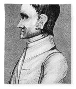 John Woolman (1720-1772) Fleece Blanket