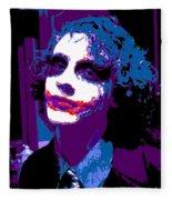 Joker 12 Fleece Blanket