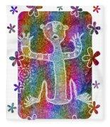 Jornada Rave II Fleece Blanket