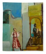 Joseph Sent To His Brothers Fleece Blanket