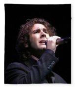 Josh Groban Fleece Blanket