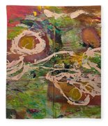 Journey Forth Fleece Blanket