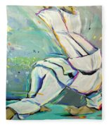 Judo Fleece Blanket