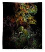 Juggernaut-3 Fleece Blanket