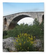 Julian Bridge Provence Fleece Blanket