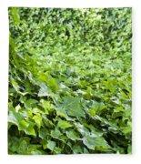 Jungle Vines Fleece Blanket