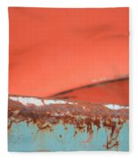 Junkyard Horizon Fleece Blanket