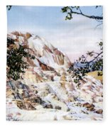 Jupiter Terrace Yellowstone Np Fleece Blanket