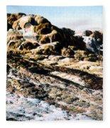 Jupiter Terrace Yellowstone Np 1928 Fleece Blanket