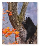 Just Hanging Out Fleece Blanket