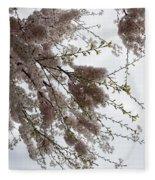 Just Lift Your Head And Enjoy Spring Fleece Blanket