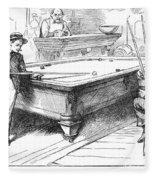 Juvenile Delinquency, 1881 Fleece Blanket