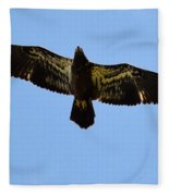 Juvenile Flight 8229 Fleece Blanket