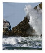 Kaboom Fleece Blanket