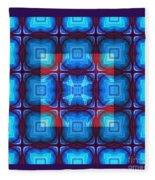 Kaleidoscope Combo 10 Fleece Blanket