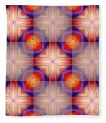 Kaleidoscope Combo 5 Fleece Blanket