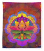Kamalabhu 2014 Fleece Blanket