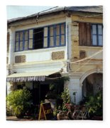 Kampot Epic Arts Cafe Fleece Blanket