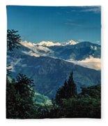 Kanchenjunga Fleece Blanket