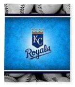Kansas City Royals Fleece Blanket