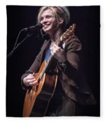 Karin Bergquist Lead Singer Of Over The Rhine Fleece Blanket