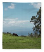 Kealakapu Fleece Blanket