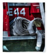 Keep Fire In Your Life No 11 Fleece Blanket