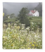 Keepers House Fleece Blanket